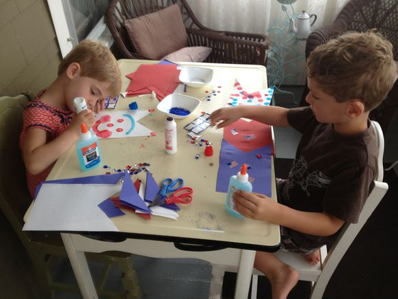 Independence Day Craft for Kids